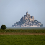 Mont-St.Michel am Morgen